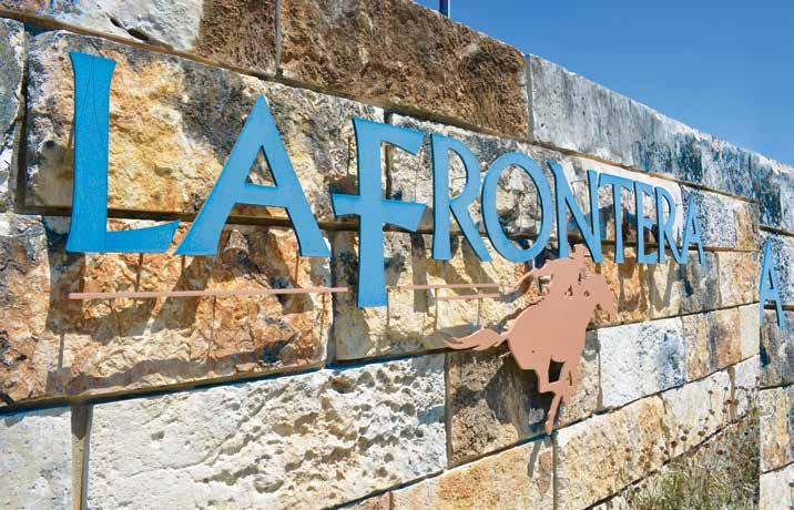 LOCATION Frontera Ridge is located in the Austin-Round Rock, Texas metro.