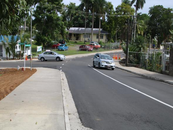 Capital Community Programme $44,358,784 The project covers work to improve the safety of pedestrians and travellers in communities on the outskirts of developed areas.