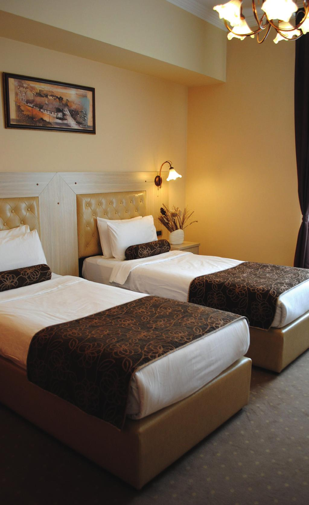 Belgrade City Hotel The welcoming 4-star Belgrade City Hotel in downtown Belgrade, Serbia offers the kind of warm hospitality, inviting atmosphere and top-notch services sure to please business and