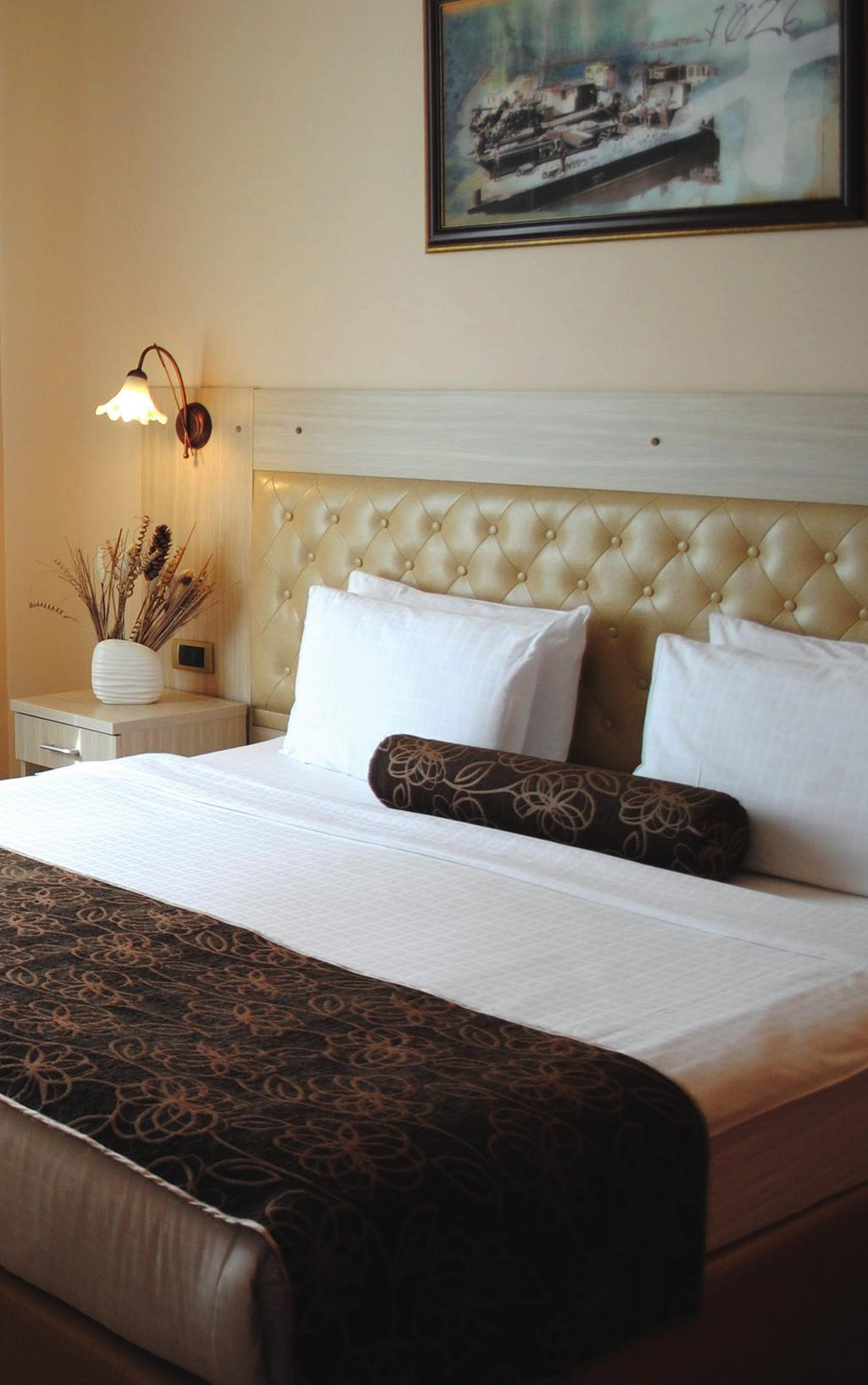 with 4 star rooms, providing a range of treatments to help you feel comfortable.