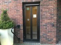 5 6 Outside Access (Conference and Banqueting Suite External Entrance) Entrance This information is for the