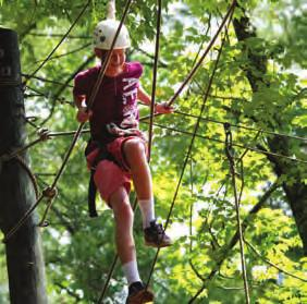 High ropes course Rock climbing Swimming Archery Co-op games Canoeing Kayaking Horseback riding Rafting Orienteering