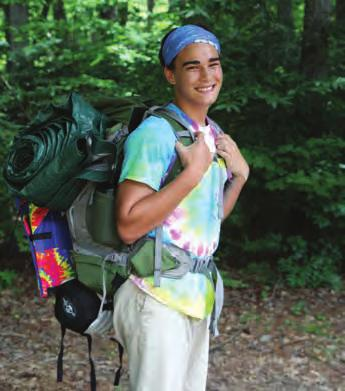 By providing positive wilderness experiences, Trailblazers is designed to help teens challenge themselves to grow as individuals and members of a community.