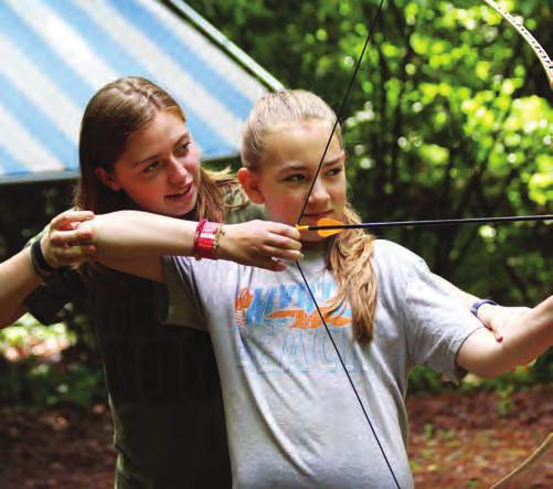 Camp Kanuga Leadership Academy This program is designed for rising 11th 12th graders who are ready to be selfreflective, accept responsibility for elementary-aged children and make a difference in