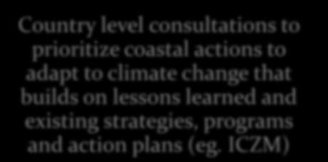actions to adapt to climate change that builds on