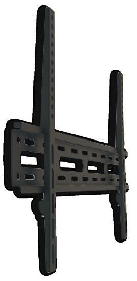 INFORMATION DISPLAYS COMPETITOR Monitor Mounts The COMPETITOR Portable Monitor Stand accepts screen sizes from