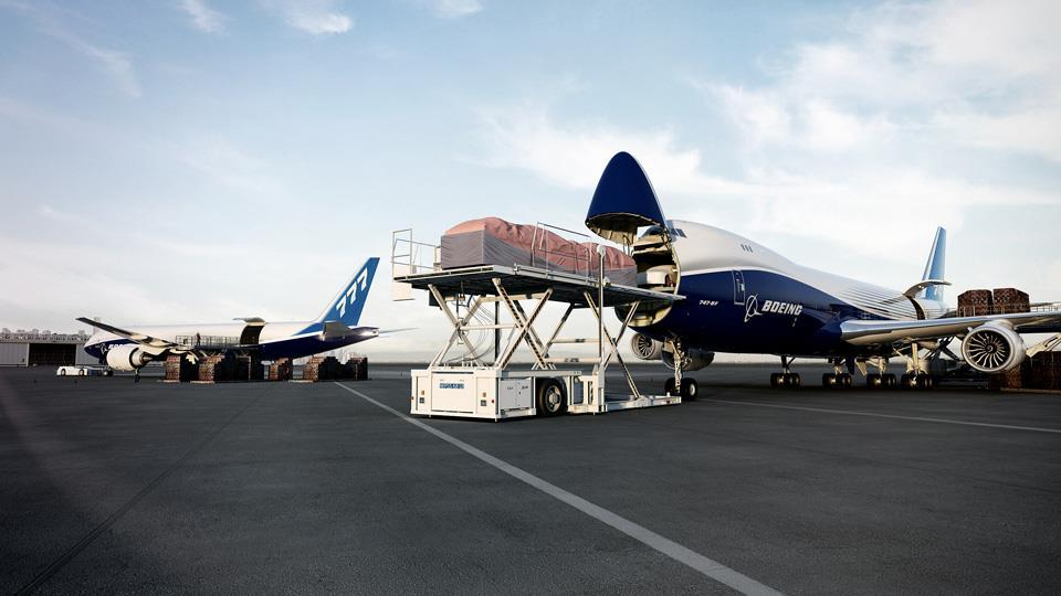 Impacts to Airports 747-8 Capability Freighter EIS 2011 / Passenger 2012 Increased Cargo / Passengers