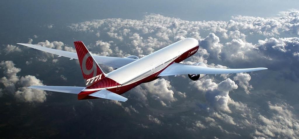 Agenda Market Outlook Boeing Product Impact to Airports 777X
