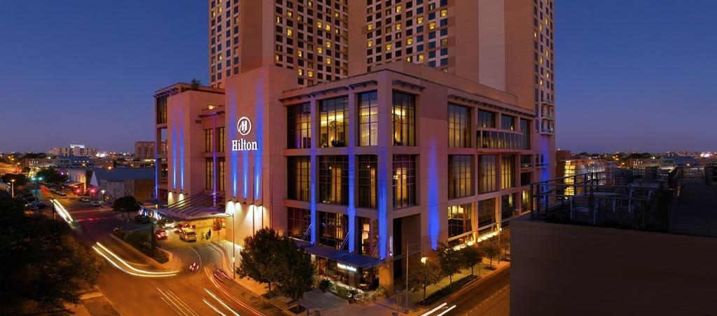 Location Highlights - Hilton Austin Surrounded by some of the finest restaurants in the city, the 6th Street Entertainment District, numerous bars