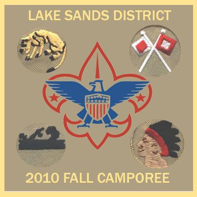 Lake Sands District Fall 2010 Historic Merit Badges CAMP JAMBO