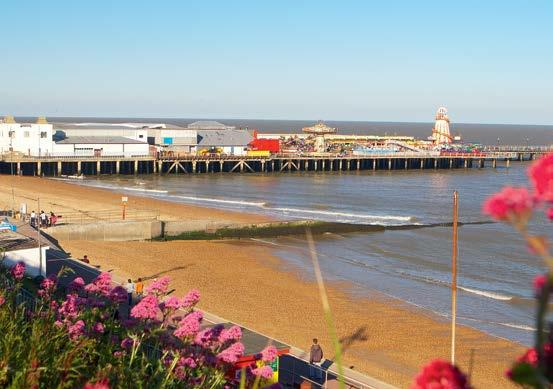 On your doorstep Seawick and St Osyth Beach Holiday Parks are perfectly placed to experience the very best Essex has to offer.