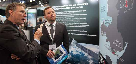 ELITE EXHIBITION PACKAGE 4,000 PREMIUM EXHIBITION PACKAGE 2,500 Exhibiting at the UK Space Conference ensures you are amongst key players in the UK space arena.