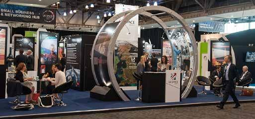Your exhibition package includes: Logo and 100-word description on website exhibitor page website is launched Stand 6m x 6m space only or shell scheme stand Choice of prime spots in the exhibition