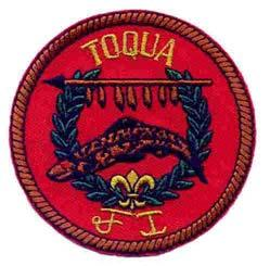 Toqua District DISCOVER THE WILD SIDE OF BUCK TOMS September 27-29, 2013 Dear Scouts and Scouters, The Toqua District Activity and Civic Service Committee invites all Boy Scouts, Venturers, and