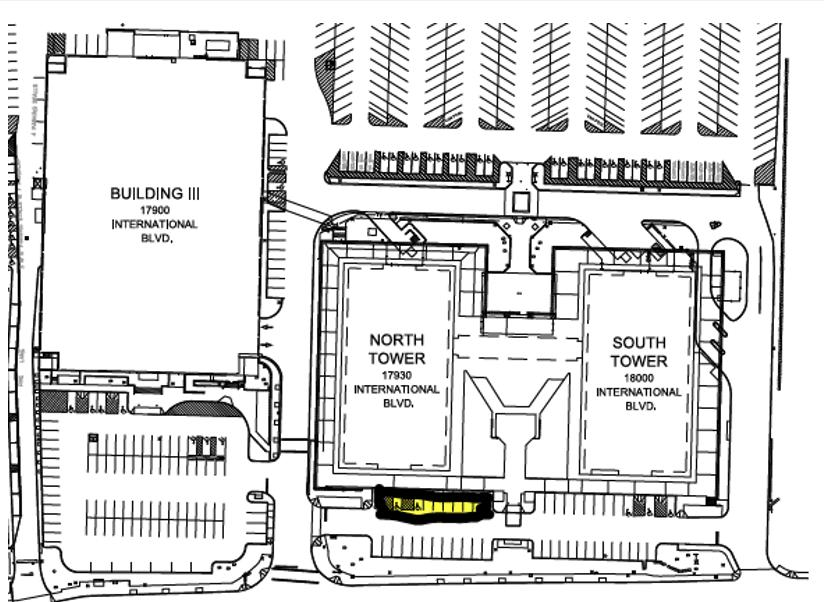 MOBILE FOOD VENDOR SITE PLAN EXAMPLE Be sure to include