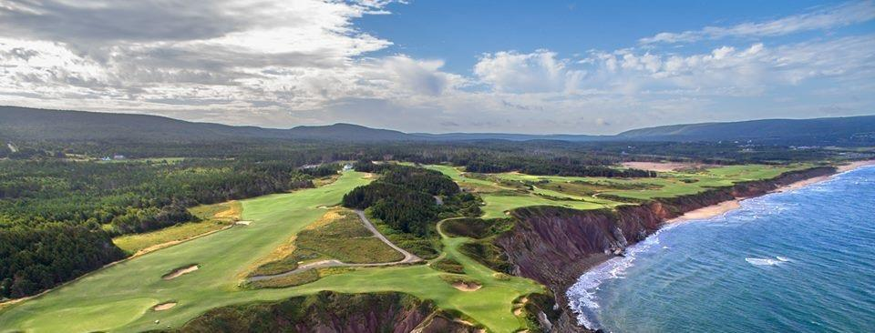 NEW IN 2015 CABOT CLIFFS AND LINKS