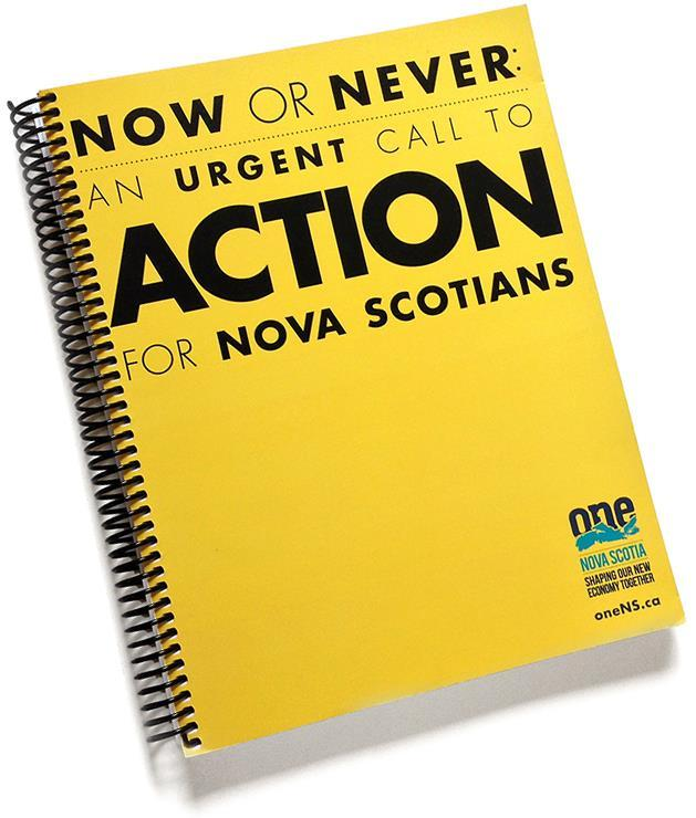 Now or Never Goal #14: Tourism Expansion As Nova Scotia s leading source of