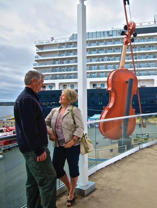 Niche Markets Cruise Leverage the Atlantic Canada Cruise Association Partnership marketing: niche cruise, Halifax turn-around, port-of-call market growth Encourage
