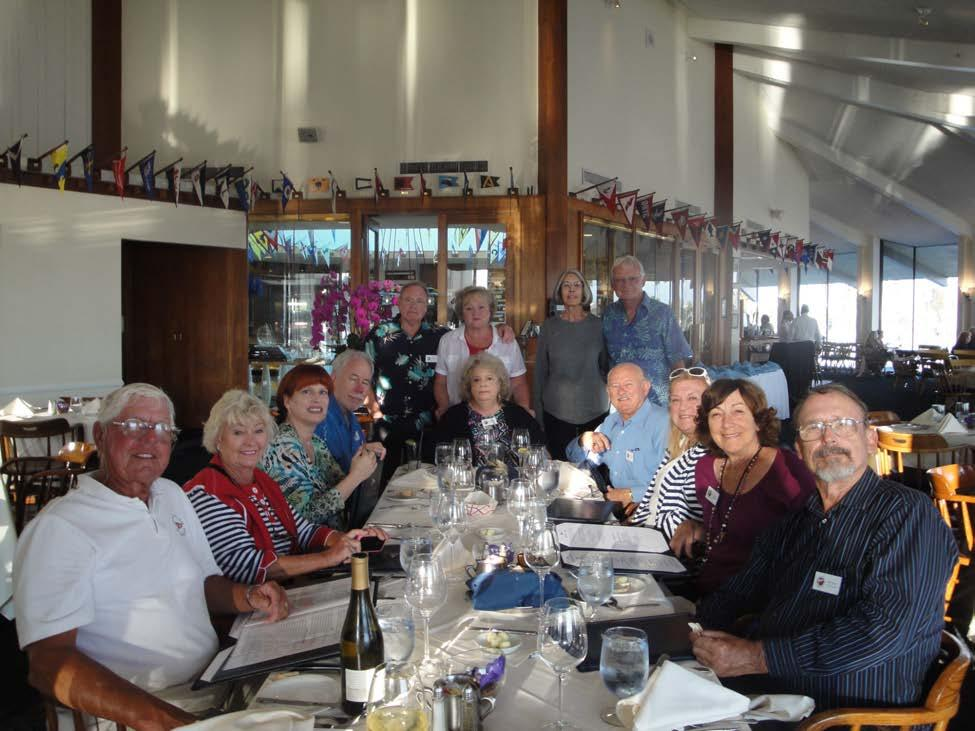 com/site/myclb1957 Dinner at the California Yacht Club 2013 Long Cruise North to Santa Barbara Isthmus