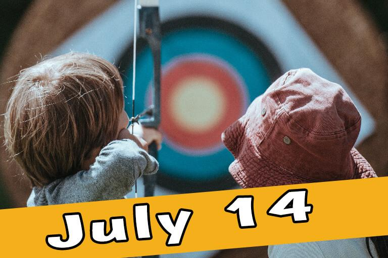 Learn Archery Skills Ride the Bus to a Park or Trail Summit Bald Mountain Archery is a fun way to enhance our strength, endurance, and focus.