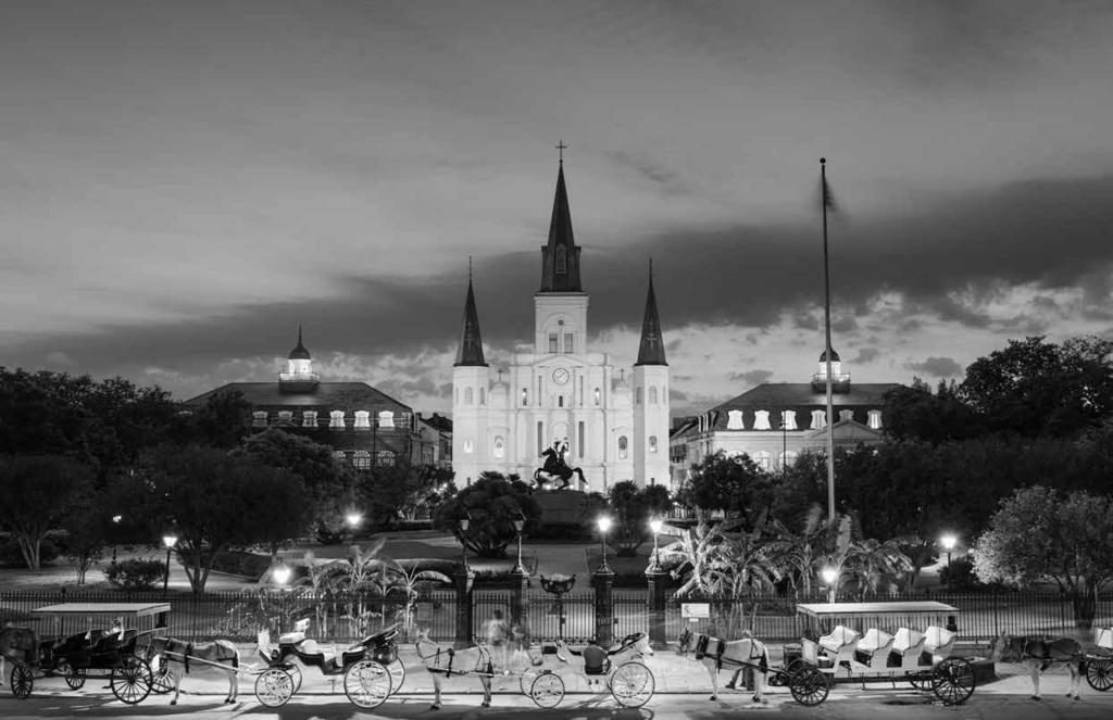 SPONSORSHIP OPPORTUNITIES ANNUAL AMA QUEENSLAND CONFERENCE Date: 23 29 September 2018 Venue: New Orleans Event background: New Orleans began as a French-Canadian outpost back in 1718 and is now