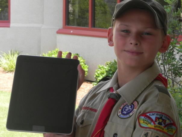 CARD Communicate the purpose of the Camp Card sale and time line to your Scouts and parents.