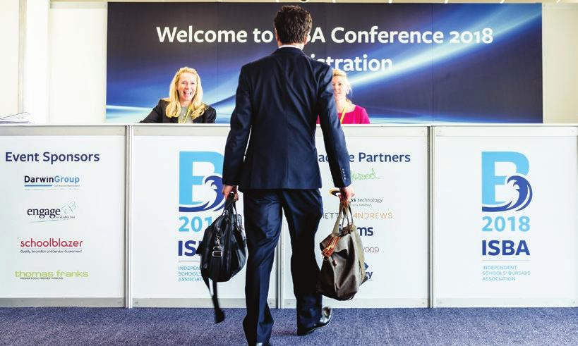 ISBA ANNUAL CONFERENCE 21-22 May 2019 Manchester Central Convention Complex ISBA ANNUAL CONFERENCE 2019 SPONSORSHIP OPPORTUNITIES Tuesday 21 and Wednesday 22 May 2019 Manchester Central Convention