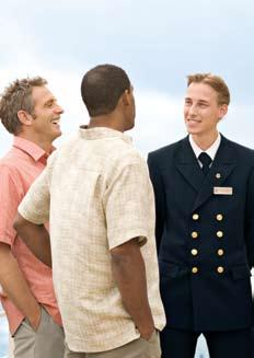 smooth air travel CONNECTING TO YOUR CRUISE Holland America Line s Fly Cruise Plan offers you convenience and peace of mind when traveling to and from your cruise vacation.