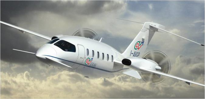 ENAV role in MEDUSA ENAV will be responsible of performing the flight trials on Monastir airport using a Piaggio P-180 Avanti II equipped with a Rockwell Collins GPS-4000S receiver and a LPV capable