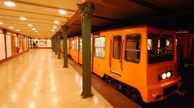 6. Oldest Subway Line Underground Budapest Metro Subway Budapest is home to one of the oldest subway lines in the