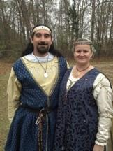 From the Coronet Unto the populace of An Dubhaigeainn, do your Baron and Baroness send greetings! November was a busy month for the populace of our fair Barony and the Kingdom.