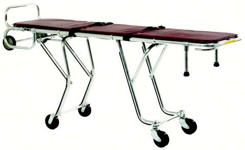 Ferno Model 24 and 24-H Multi-Level, One-Man Mortuary Cot Roll-In Technology allows just one person to perform retrieval The multi-level feature allows the body to be moved easily from bed to cot