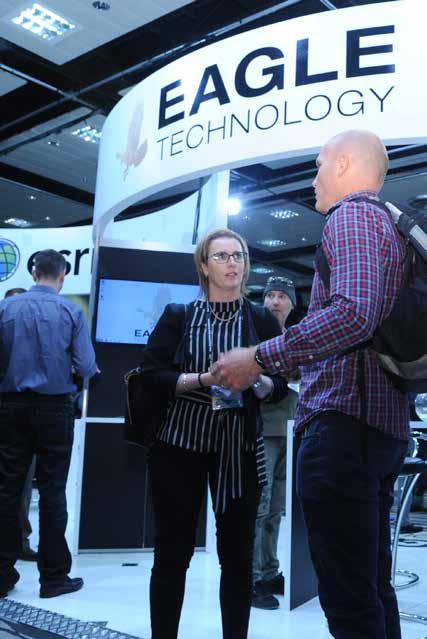 Sponsorship Data Partner EXCLUSIVE OPPORTUNITY ONE ONLY Investment: $6,000 (+gst) Use of Data Opportunity to provide data for use on Eagle Technology EXPO stand, in GIS Gallery and in other areas to
