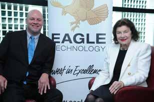 Your Invitation EAGLE TECHNOLOGY GROUP Mark Allan CEO Duane Eagle EXECUTIVE DIRECTOR Corallie Eagle CHAIR The annual New Zealand Esri User Conference (NZEUC) is the largest geospatial event of the