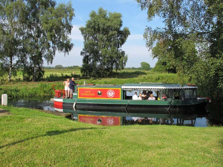 The East & North Yorkshire Waterways Partnership Our local Waterways Partnership has developed a range of waterways projects in the region, encouraging all interested parties to work together and