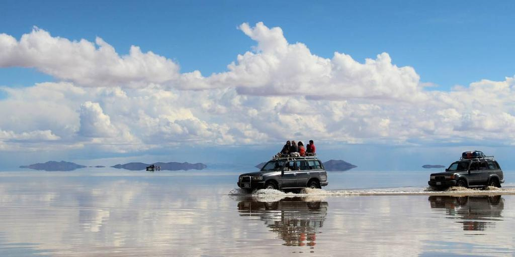 20 days Buenos Aires to Lima From Buenos Aires set out on a wilderness adventure through Argentina, Bolivia, Chile and Peru, taking in the spectacular landscapes of the Andes mountains, the Atacama