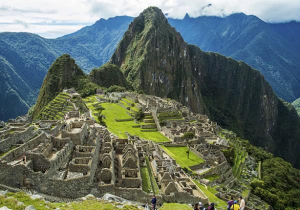 Day 17 : Machu Picchu Please note those wanting to climb Huayna Picchu need to enquire with the office and pre-book as availability is limited.