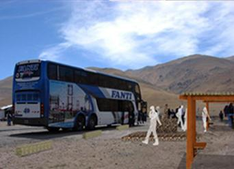 "This initiative is expected to generate a circuit that favors the stay and overnight of tourists and that facilitates the ""interpretation"" and articulation of the tourist space of the valleys,"