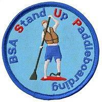 Paddleboarding Award** Previous Work Required: Complete BSA Swim