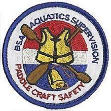 Previous Work Required: Complete BSA Swim Check Recommended for: Unit Leaders There is a fee associated with this program Aquatics Supervision: Paddle Craft Safety This training provides BSA leaders