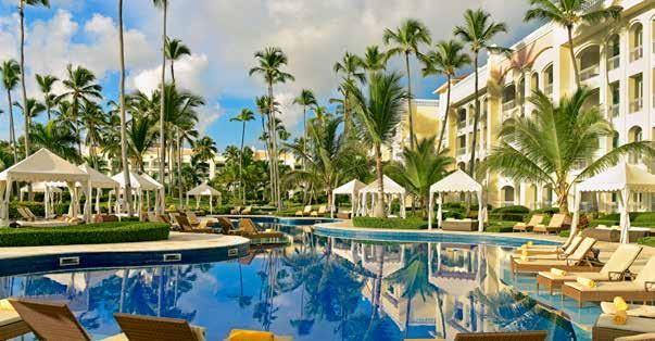 Cana. Iberostar Grand Bávaro isn t just beautiful. It s unforgettable. Iberostar Grand Bávaro is located oceanfront in Punta Cana, Dominican Republic, 35 minutes from Punta Cana International Airport.