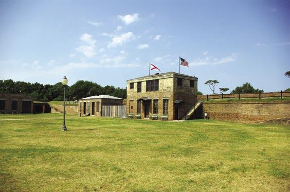 and the Siege of Fort Morgan.