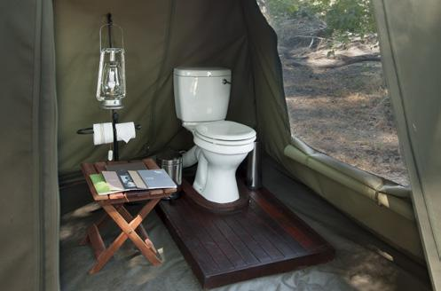 Accommodation is in spacious expedition dome tents (4 metres x 4 metres in size), comfortable beds, ensuite bathroom (3 metres x 3