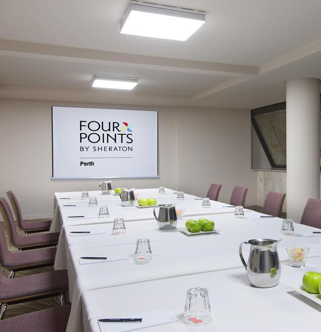 Features 63 square metres of flexible event space Natural daylight State-of-the-art A/V VIdeo conferencing facilities Free Wi-Fi Private