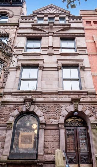 West Side Generally 59th to 110th Street, Hudson River to West of Fifth Avenue Lincoln Square 24 West 71st Street 11/26/2018 $9,500,000 5,596 $1,698 20 x 58 20 x 100 5 1 Upper West Side 352 Riverside