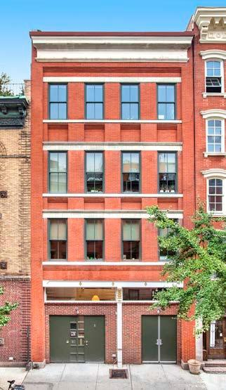 Downtown South of 14th Street East Village 526 East 5th Street 12/3/2018 $6,100,000 5,200 $1,173 20 x 80 20 x 79 4 1 538 East 11th Street 10/25/2018 $16,250,000 14,000 $1,161 51 x 95 51 x 95 2 2