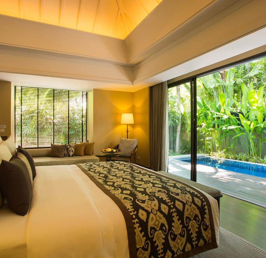 Anantara Hua Hin Resort Now - 31 October 2019 Premium Garden View Room Junior Lagoon Suite (2 nights) THB 3,900 THB 12,900 Include Suites Benefits & Dinner or 60 Minutes