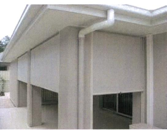 PERFECT SOLUTION FOR ENCLOSING A PATIO, COURTYARD OR BALCONY TO CREATE A ROOM CHANNEL IT Gear operated side channel* Channel it awnings area a great way to enclose your patio, verandah or car port