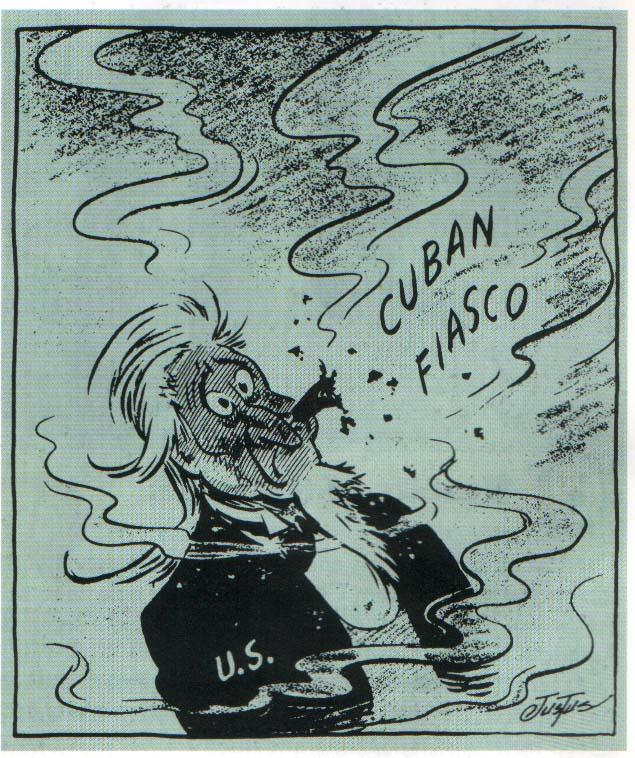 How successful were early attempts The US committed $100 million to overthrowing Castro, the CIA tried to sabotage the economy, they even planned to send him an exploding cigar!