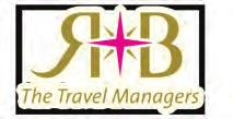 A Snapshot R&B The Travel Managers is a specialist travel organisation providing the full range of ground handling services within the UAE to the luxury individual traveller as well as the Meetings,